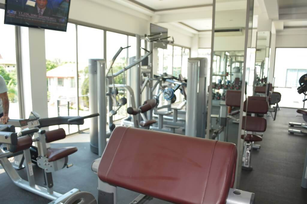Action Point Gym 11