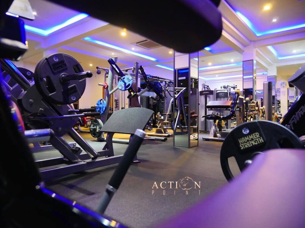 Action Point Gym 15