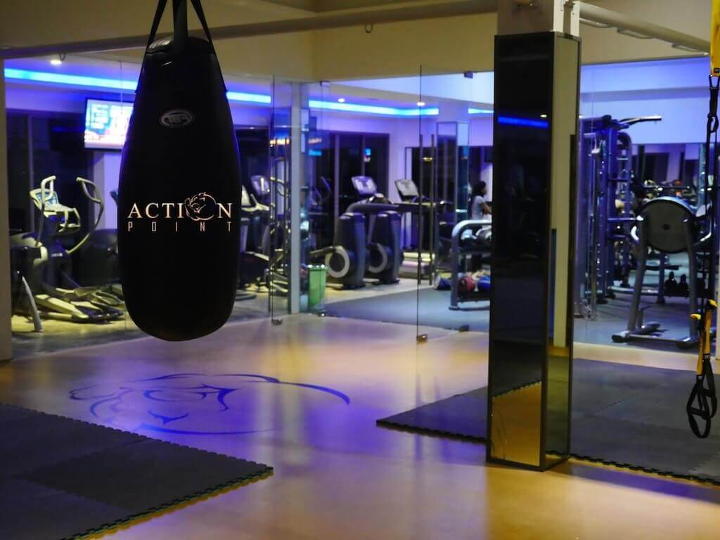 Action Point Gym 16