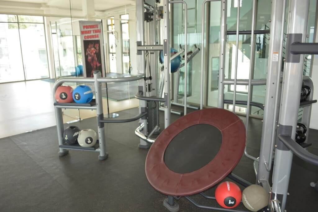 Action Point Gym 2