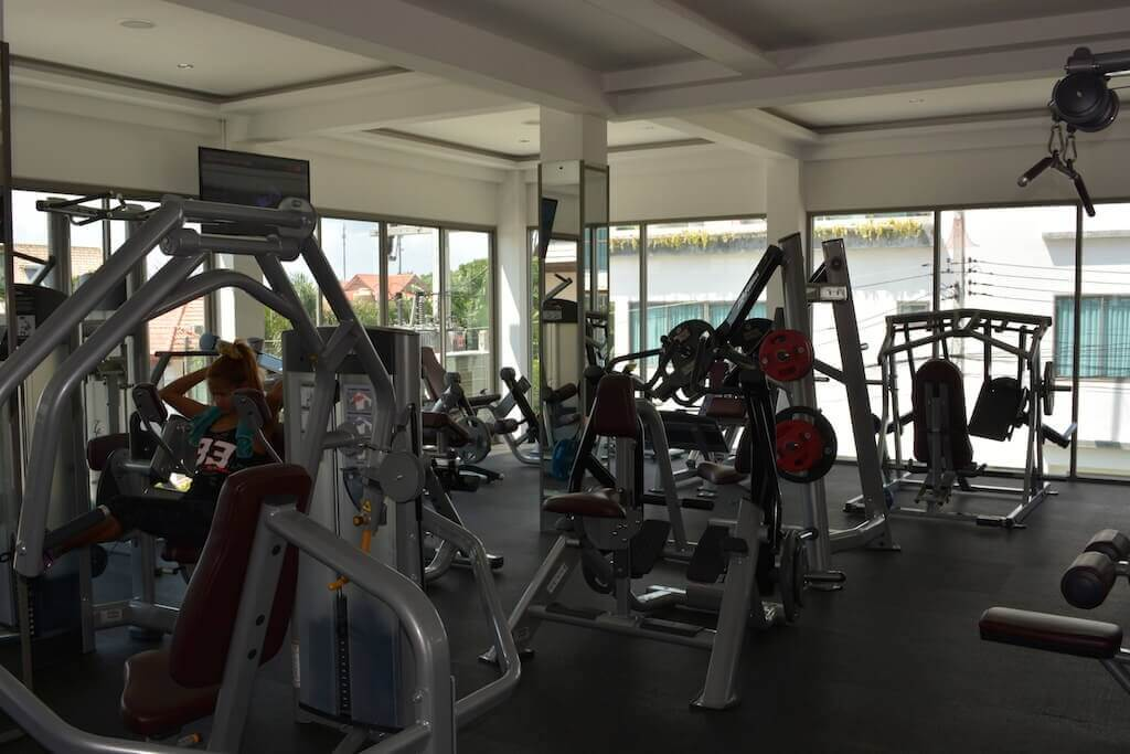 Action Point Gym 6