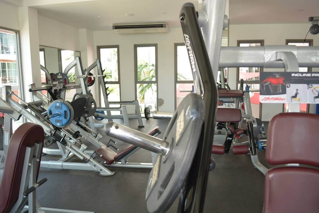 Action Point Gym 8