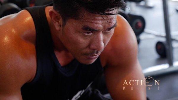 Weight Lifting Training Phuket