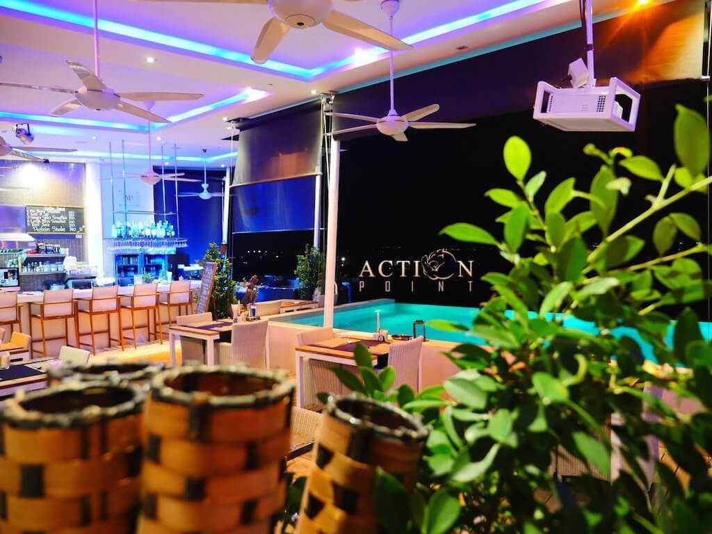 action point lounge bar