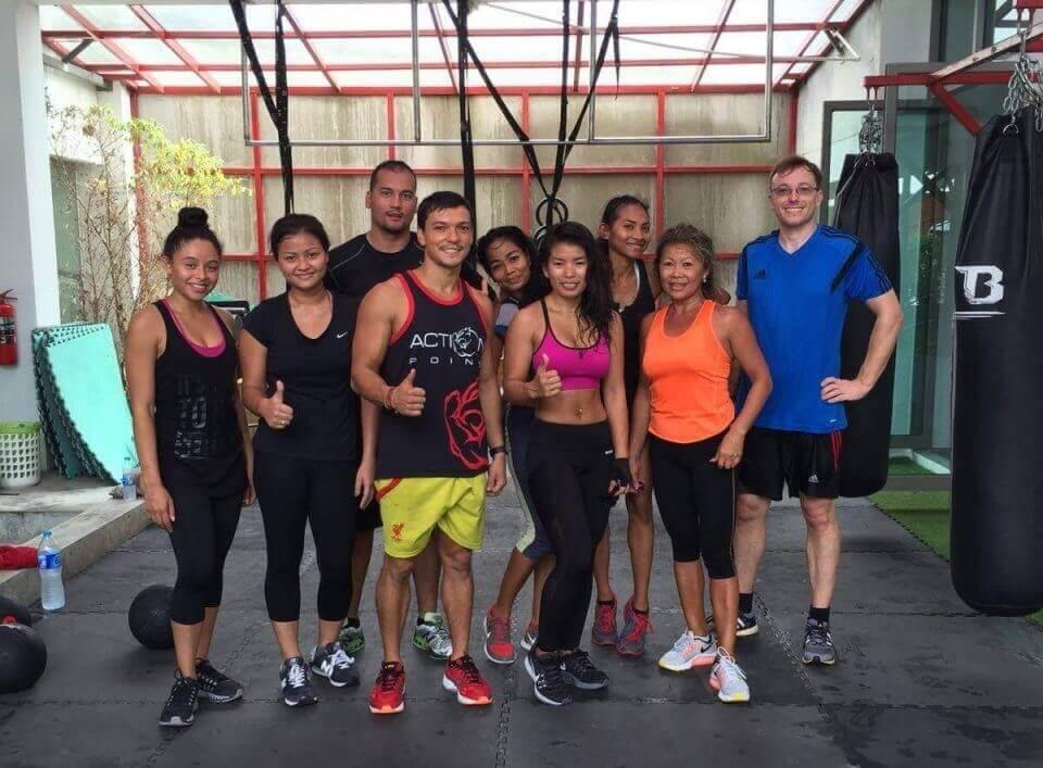 lose weight in holidays Phuket