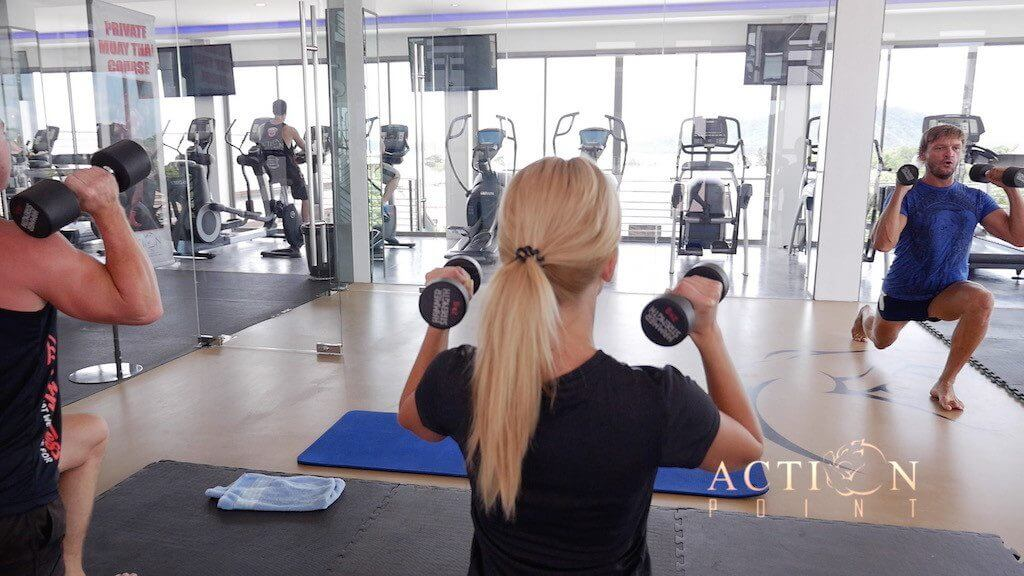phuket fitness retreats