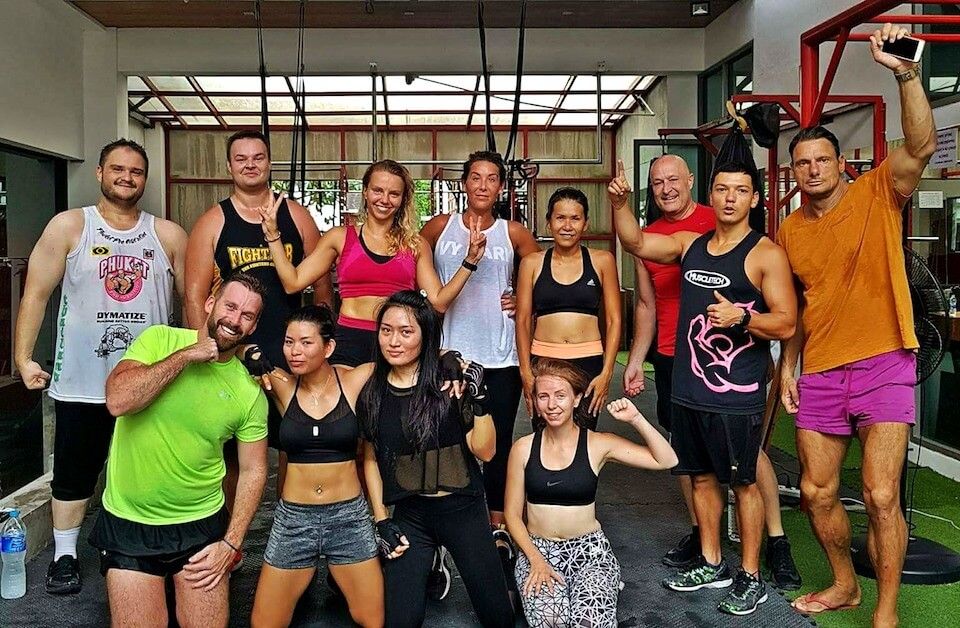Phuket Weight Loss Retreat