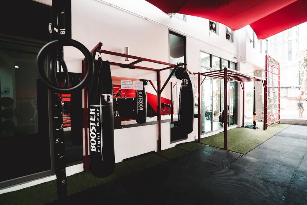 Action Point Body Training Area